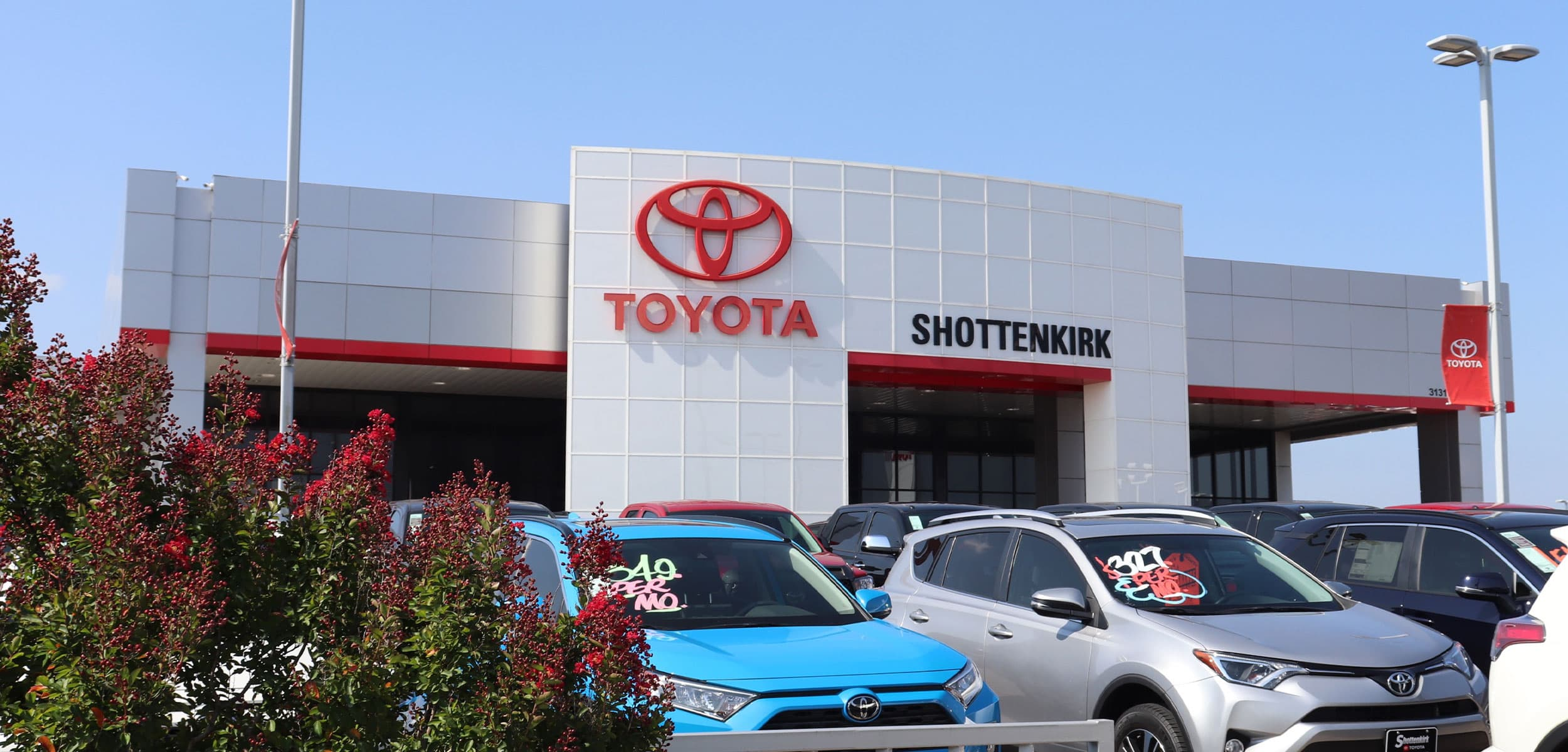 Toyota Dealerships Dfw >> Shottenkirk Toyota Of Weatherford Tx New Used Car Dealer