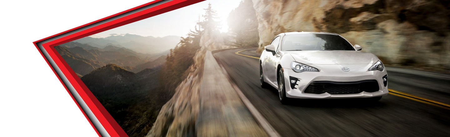 Own the Road in Your Sleek and Stylish New 2019 Toyota 86 Coupe