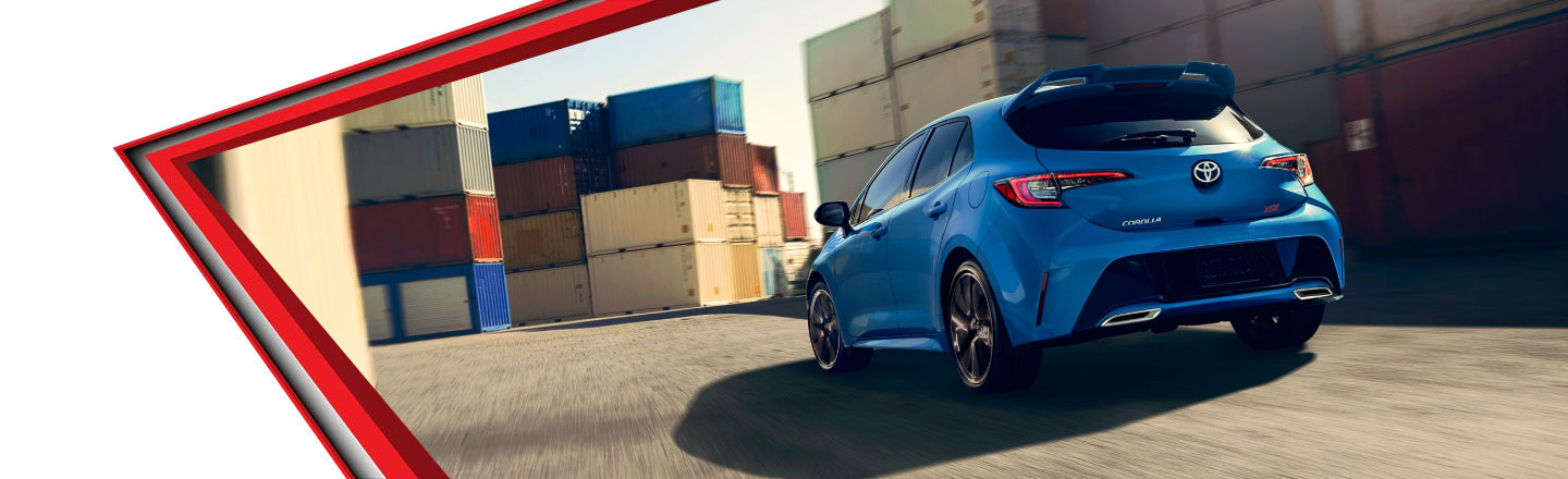 The 2019 Toyota Corolla Hatchback is Now Available near Memphis, TN