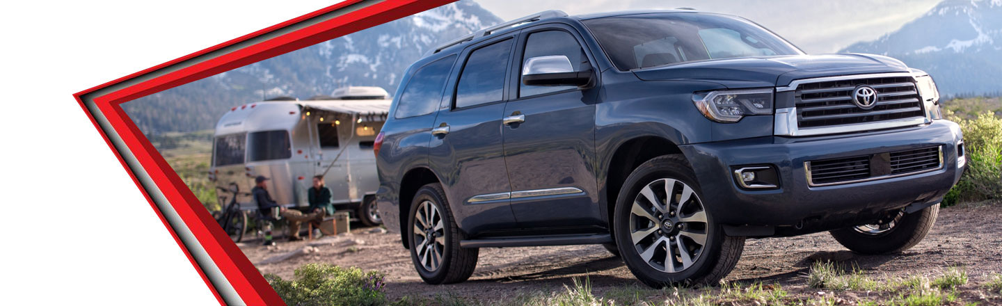 The 2019 Toyota Sequoia has Everything You Need for Your Adventure