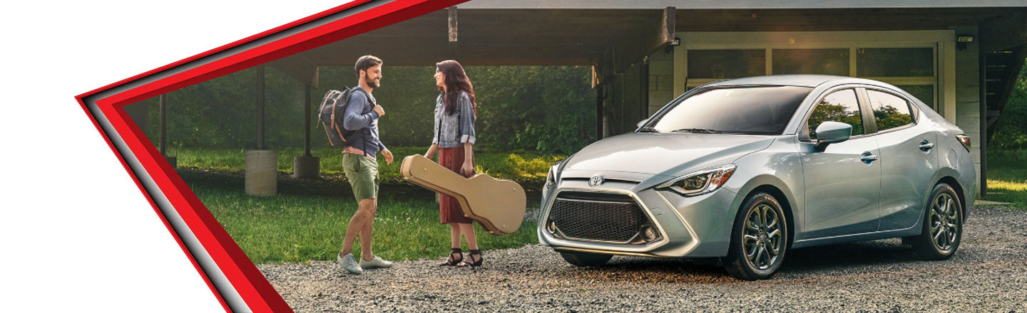 Say Hello to the 2019 Yaris and Get Ready to Turn Some Heads