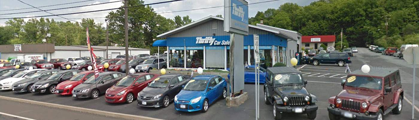 Thrifty Car Sales of Coopersburg Serving Allentown Customers