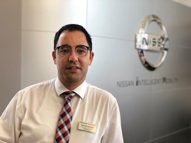 Kamal Brohmi Bio Image