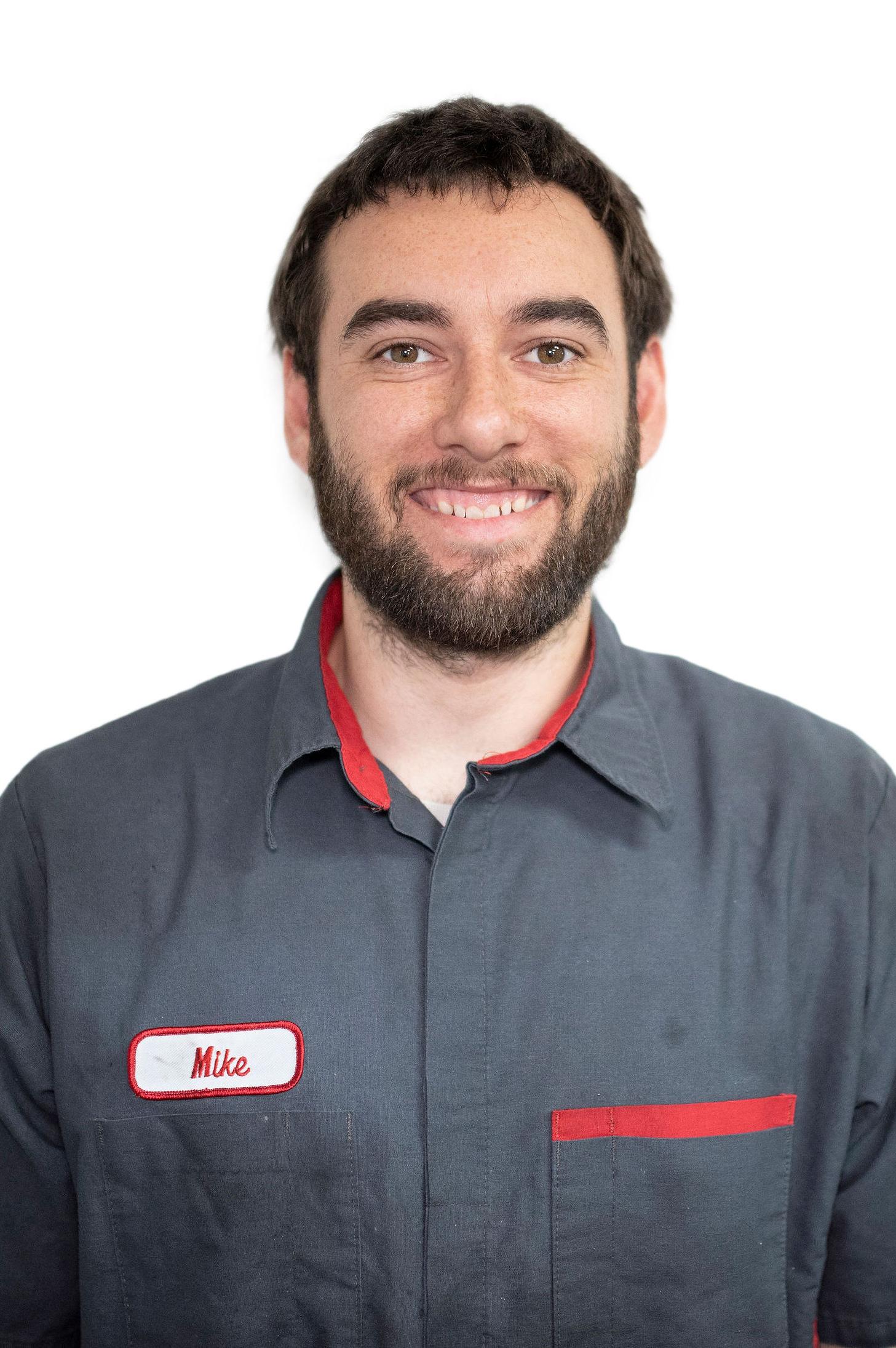 Mike Holmes Bio Image
