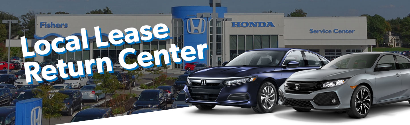 Honda Dealership Indianapolis >> Vehicle Lease Return Center Near Carmel Indiana Honda Of Fishers