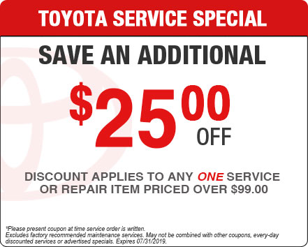 Toyota Service Coupons >> Toyota Service Specials In Puyallup Washington Toyota Of Puyallup