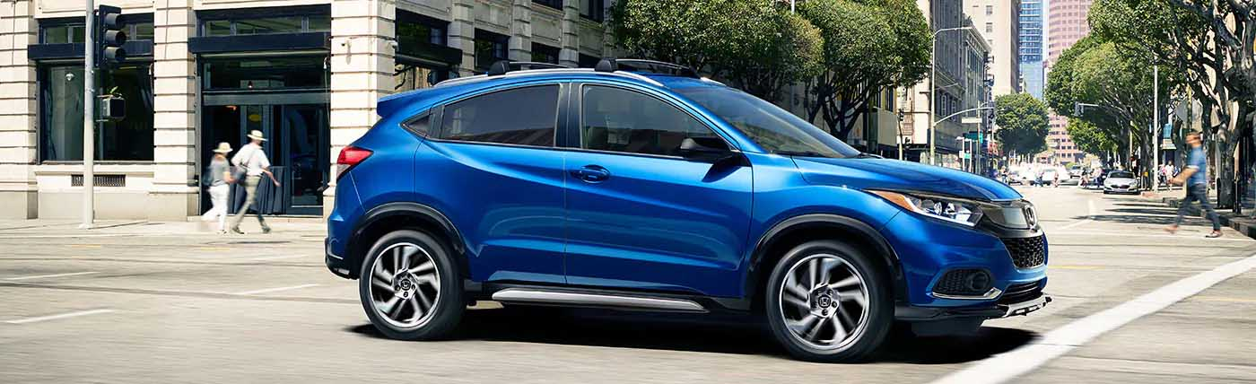 The Open Road is Waiting for You and Your New Honda HR-V