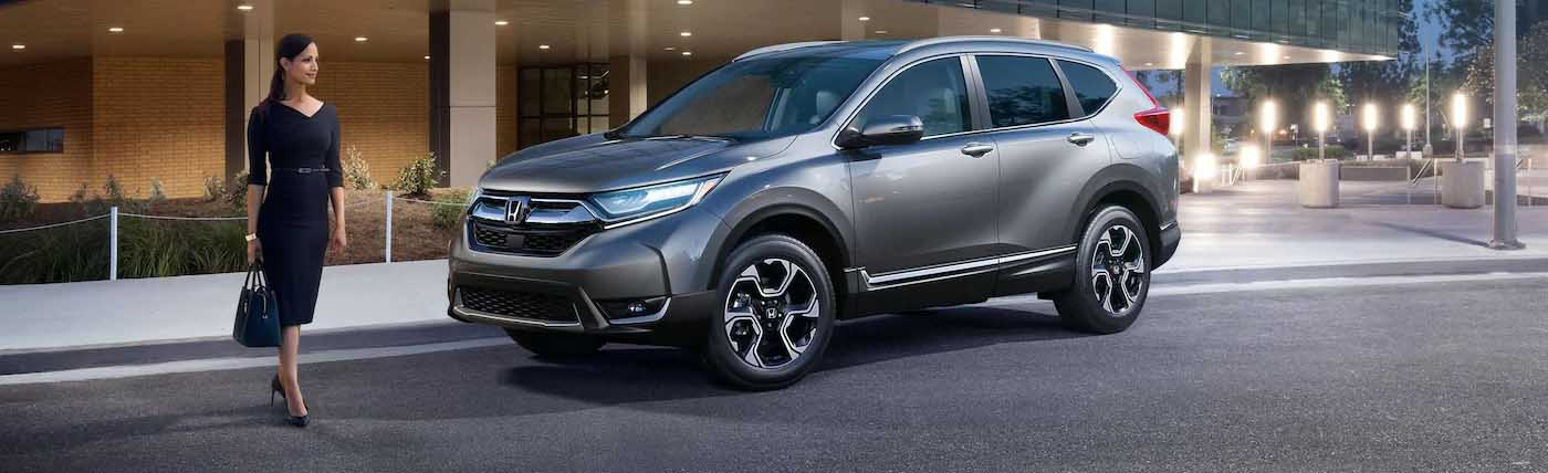Never Back Down from Adventure in Your New 2019 CR-V