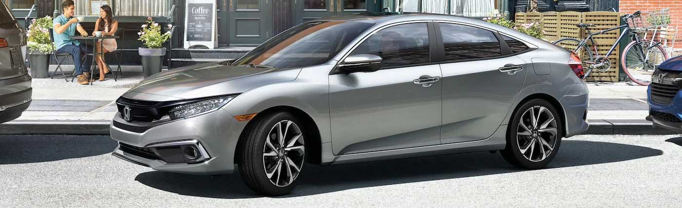 Chart Your Path in a Stunning Civic from Eskridge Honda