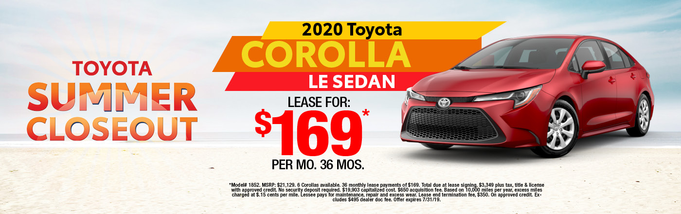 Lease Specials Near Me >> Toyota Lease Specials In Milford Ma Dch Toyota Of Milford
