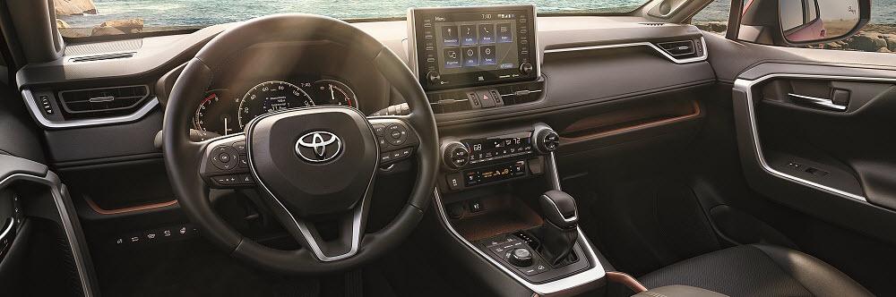 Toyota RAV4 Interior Specs