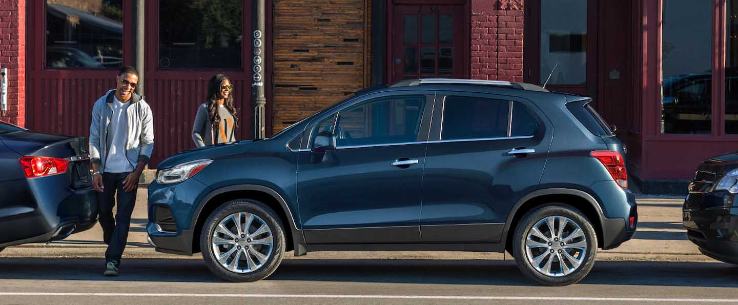 Chevy Small Suv >> 2019 Chevy Trax Compact Suv In Claremore Ok Suburban