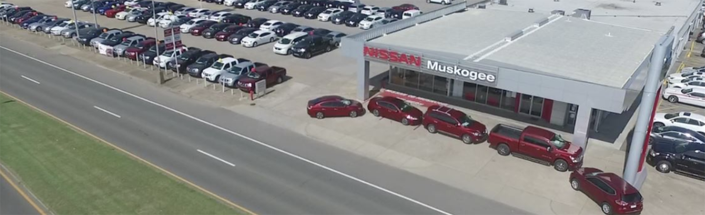 Explore and Discover Nissan of Muskogee In Muskogee, Oklahoma, Online