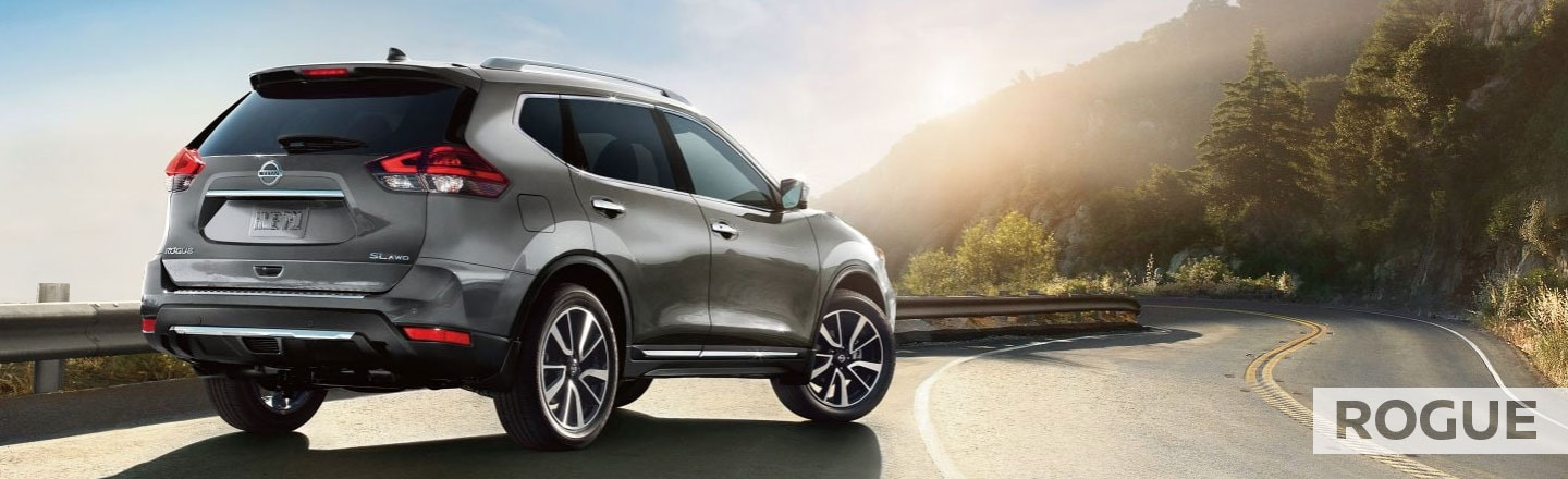 2019 Nissan Rogue SUVs To Explore In Martinez, GA Near Evans