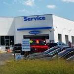 DCH Paramus Honda Service Center Entrance
