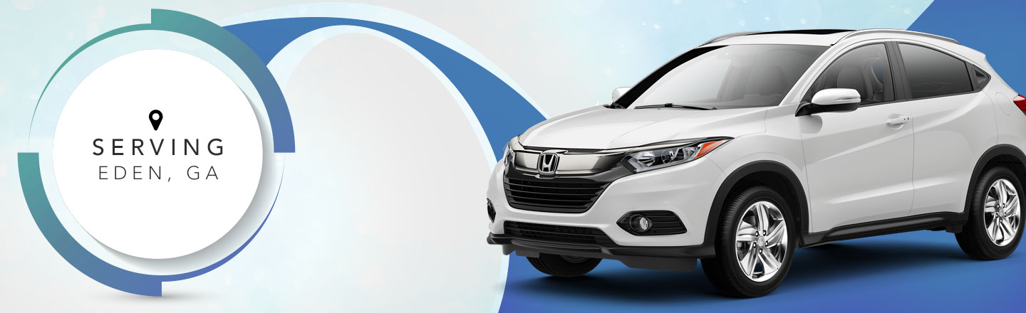 Visit Our Honda Dealership Near Eden, Georgia Today!