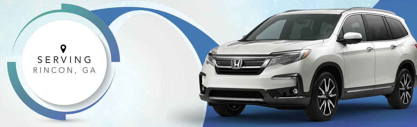 Stop By Our Local Honda Showroom Near Rincon, GA Area Today!