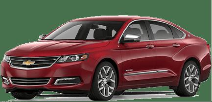 2019 Chevrolet Impala at Suburban Chevrolet