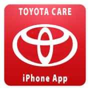 toyotacare iphone app