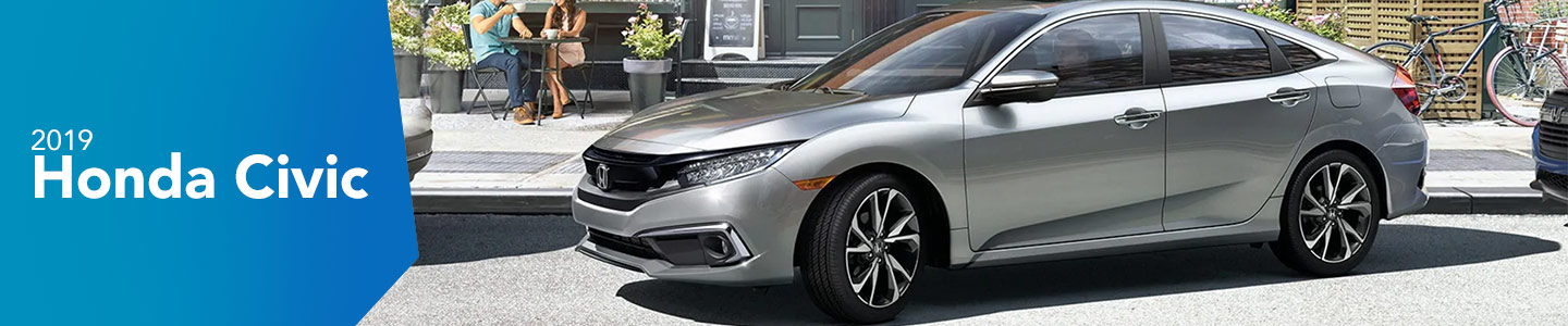 Blaze Past the Competition in a Stunning 2019 Civic Today