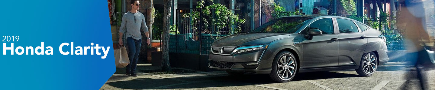 Make a Difference with Your Drive in a 2019 Honda Clarity