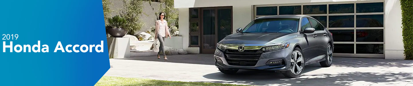 Chart Your Path in the Stunning and Stylish 2019 Honda Accord
