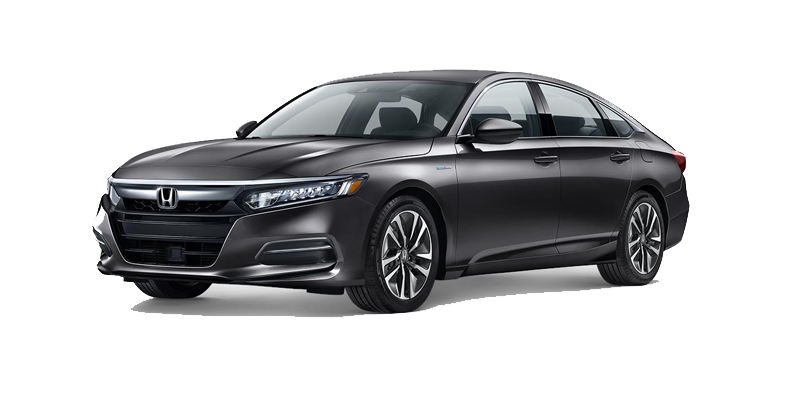 The 2019 Honda Accord Hybrid available at McGrath Honda in Elgin, IL