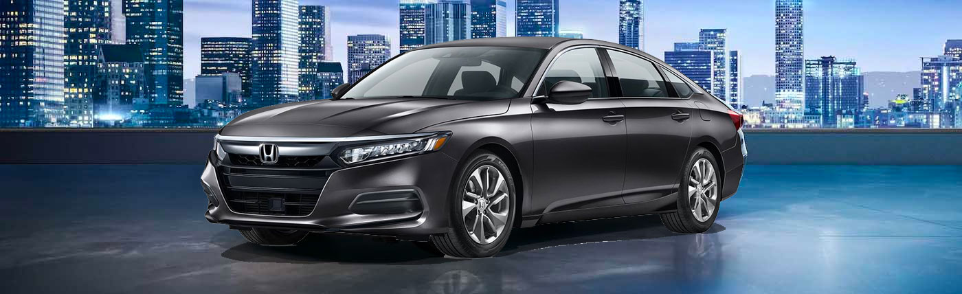 Blaze Your Path in a New 2019 Honda Accord from Eskridge Honda