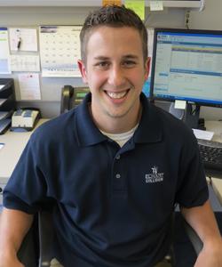 Cody Van Dam Bio Image