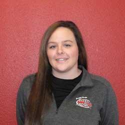 Brittney  Freeman  Bio Image
