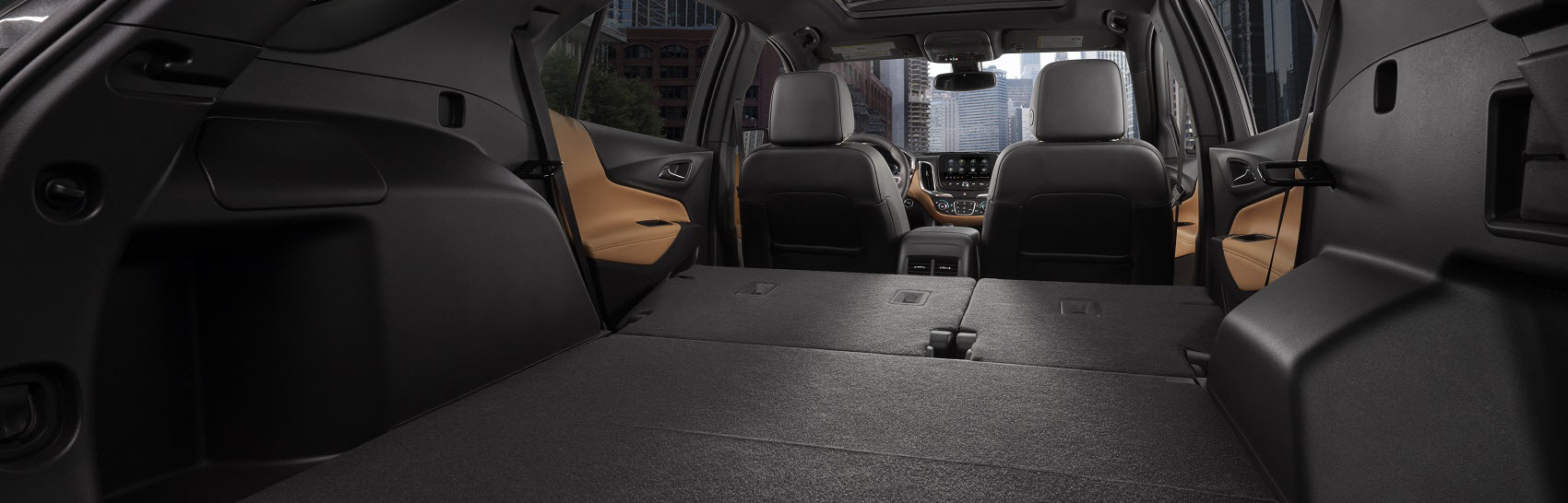 Chevy Equinox Cargo Space