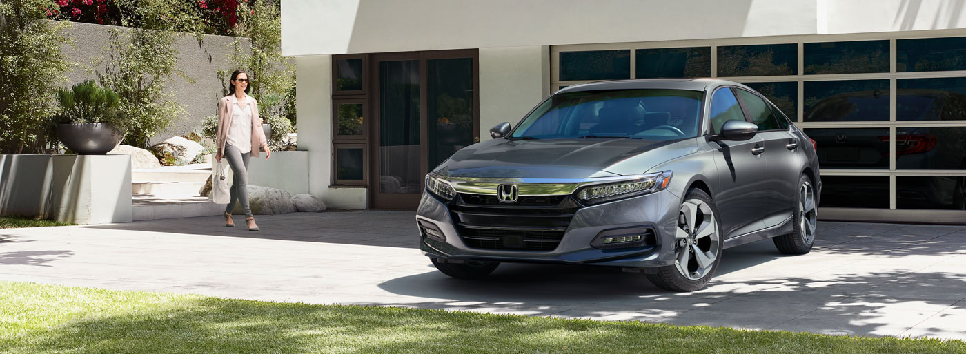 The 2019 Honda Accord is available at our Honda dealership in Fort Myers, FL.