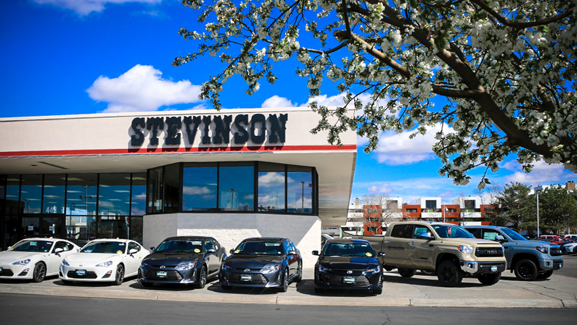 Stevinson Toyota East in Aurora (CO) | New & Used Car Dealer