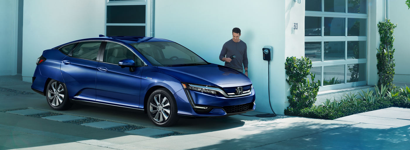 The 2019 Honda Clarity Plug-in Hybrid is available at our Honda dealership in Fort Myers, FL.