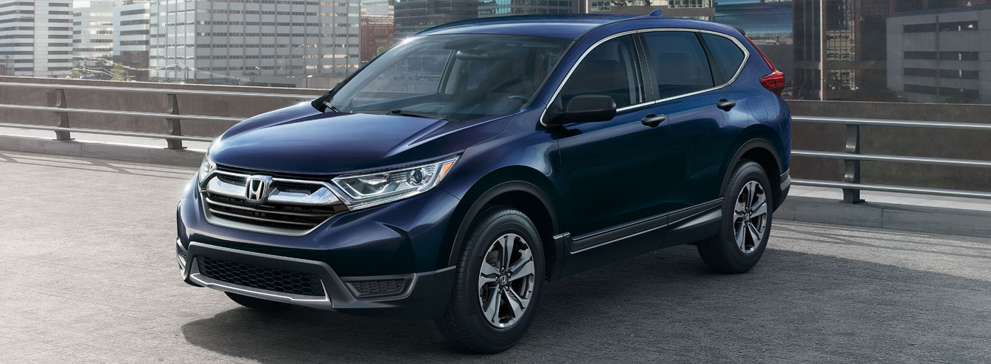 The 2019 Honda CR-V is available at our Honda dealership in Fort Myers, FL.