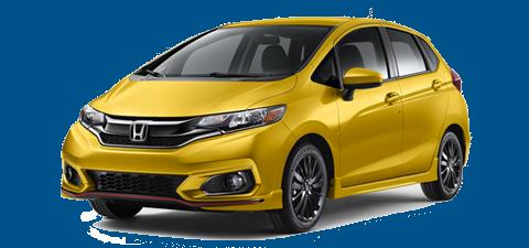 2019 Honda Fit Sport at At Honda Of Fort Myers