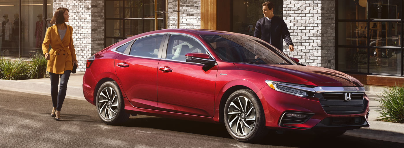 The 2019 Honda Insight is available at our Honda dealership in Fort Myers, FL.
