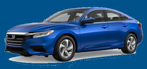 2019 Honda Insight EX at At Honda Of Fort Myers
