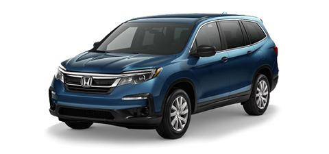 2019 Honda Pilot LX at At Honda Of Fort Myers