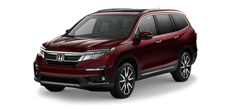 2019 Honda Pilot Elite at At Honda Of Fort Myers