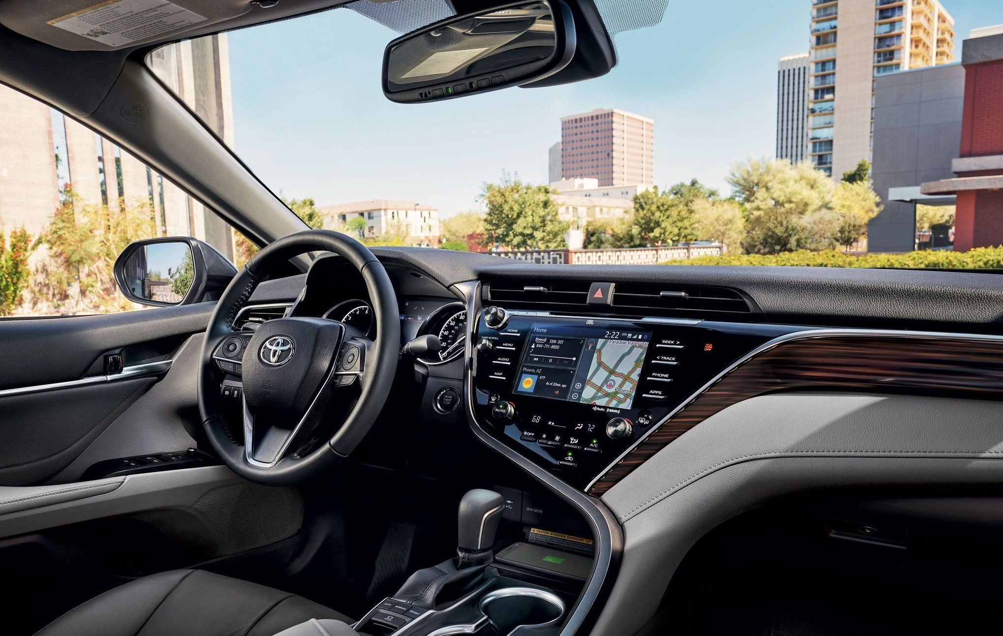 2019 Toyota Camry Safety in Gilroy, CA