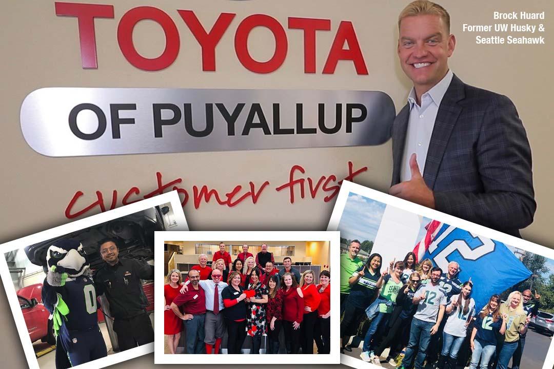 Toyota Puyallup Employment Toyota