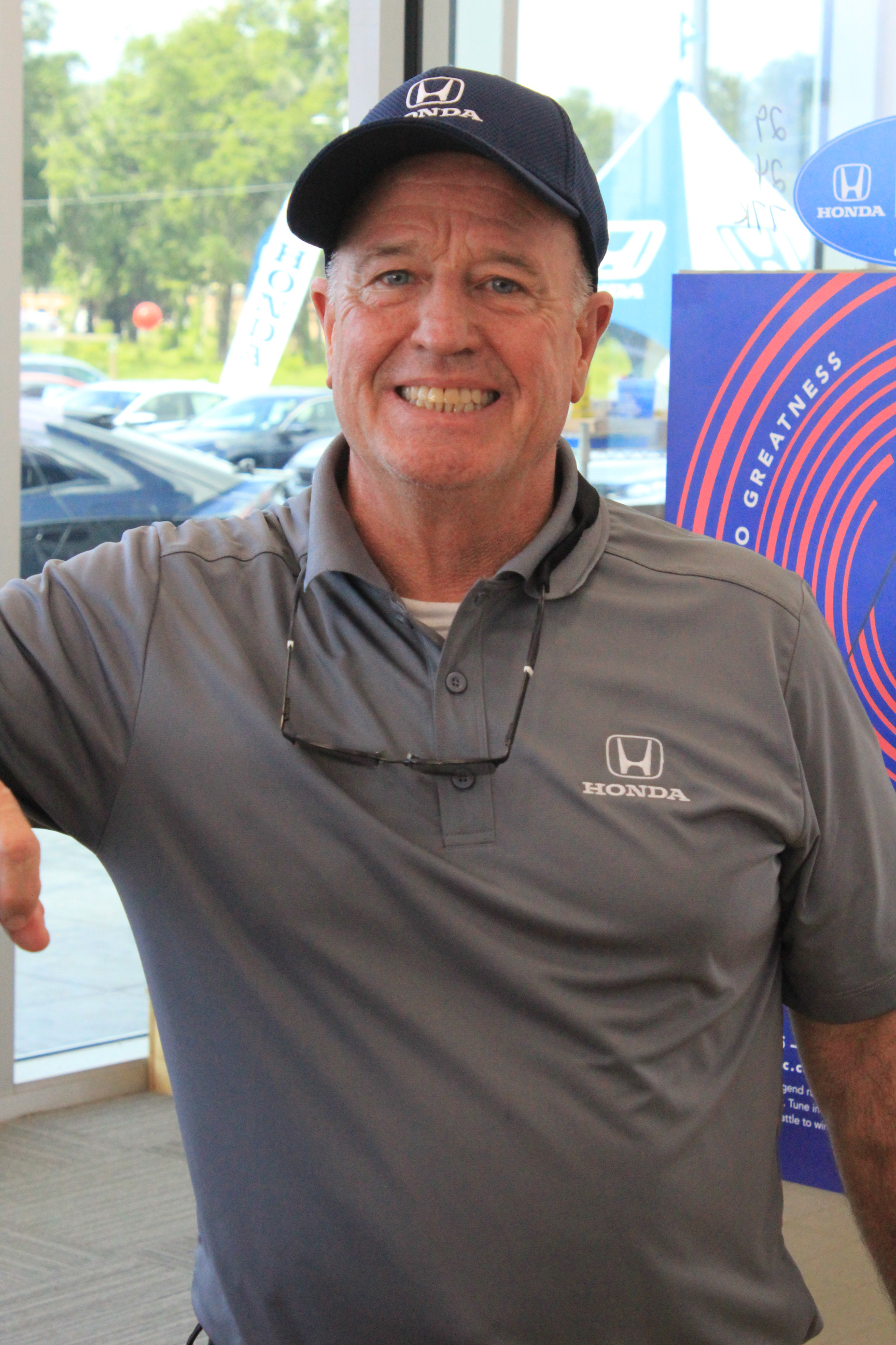 Ken Strickland Bio Image
