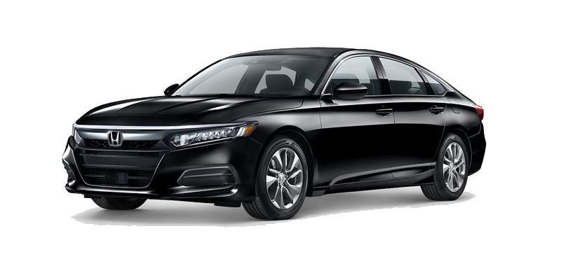 The 2019 Honda Accord LX available at McGrath Honda in Elgin, IL