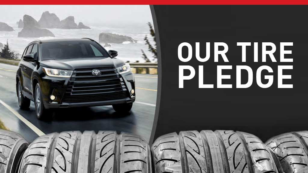Our Tire Pledge
