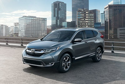 2019 Honda CR-V MPG