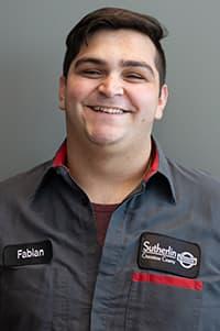 Fabian Fazzari Bio Image