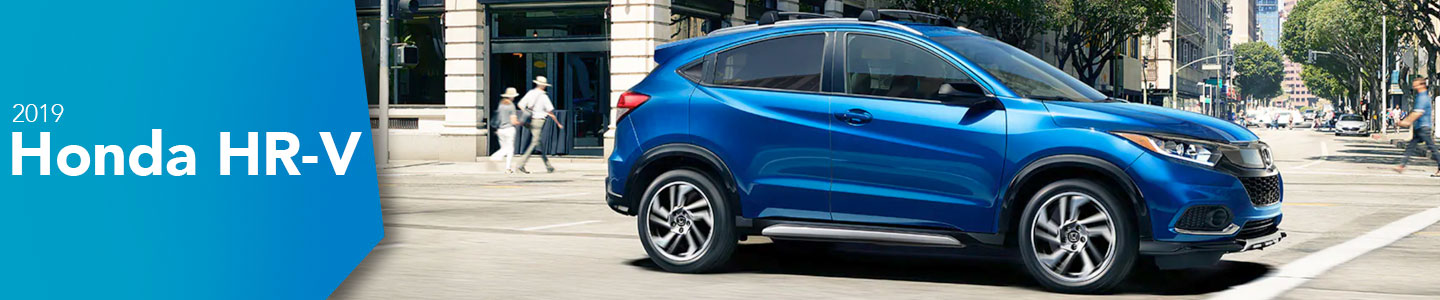 2019 Honda HR-V For Sale At Walker Jones Honda In Waycross, GA