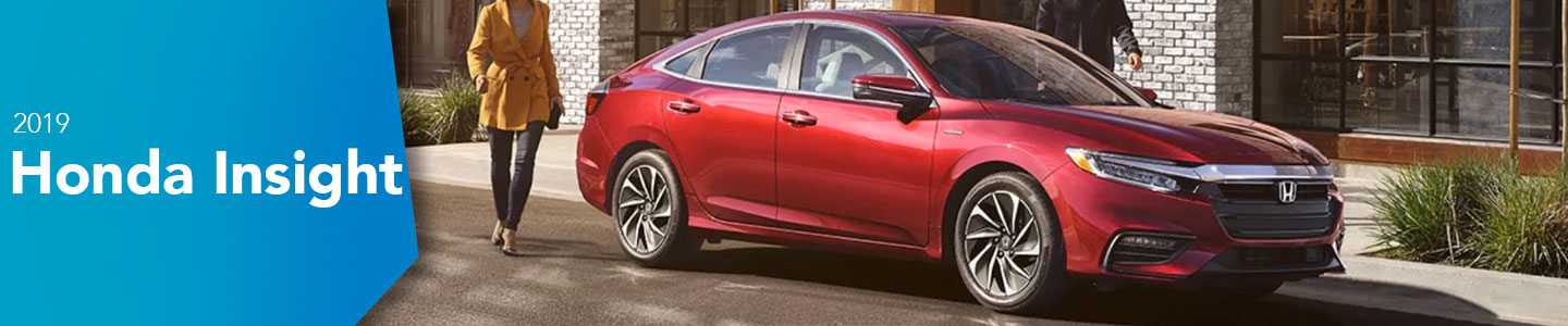 2019 Honda Insight Available From Walker Jones Honda Near Valdosta, GA