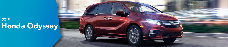 Discover The 2019 Honda Odyssey Minivan At Walker Jones Honda Near Baxley, GA